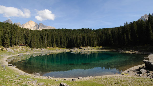 Lake of Carezza