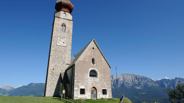 Church St. Nikolaus at Monte di Mezzo