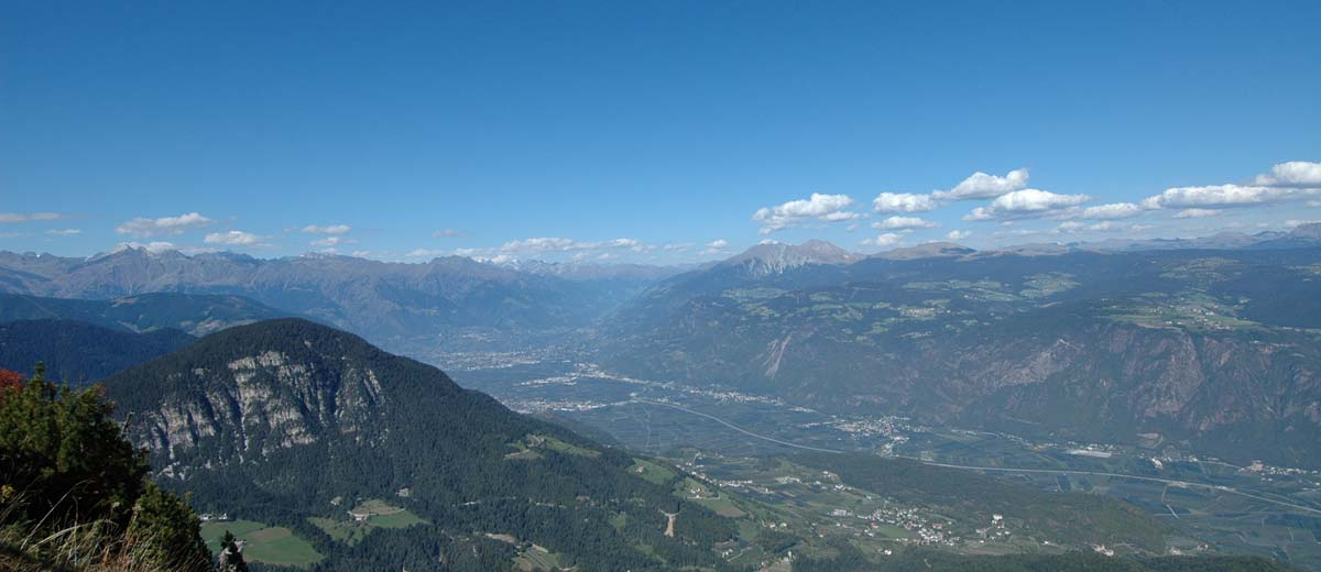 Merano and surroundings